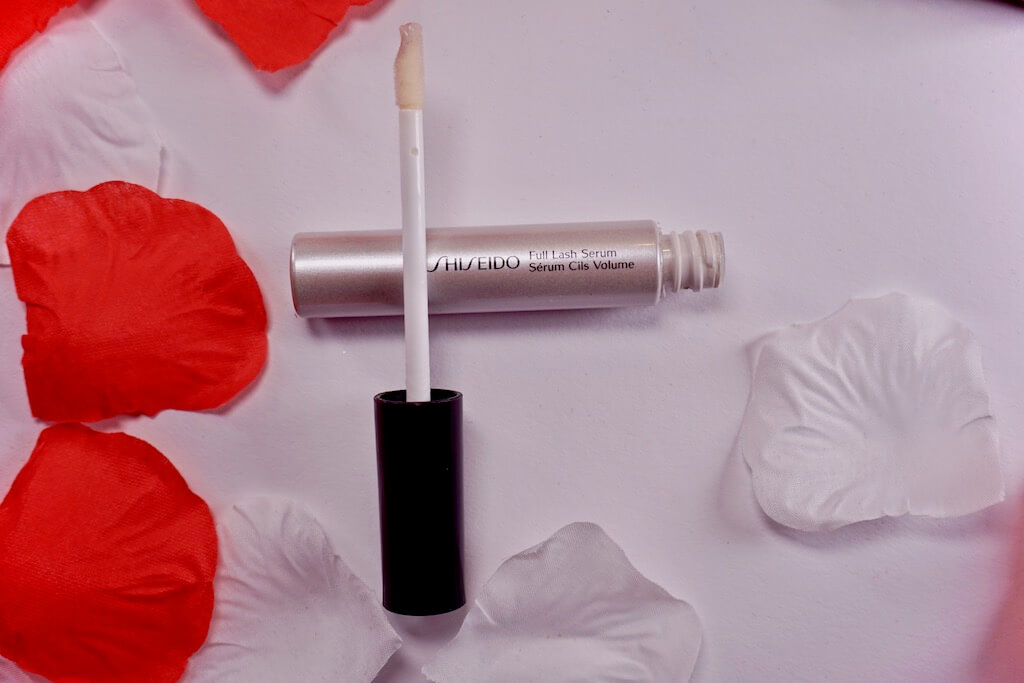 Shiseido Full Lash Serum Wimperserum (duo review)