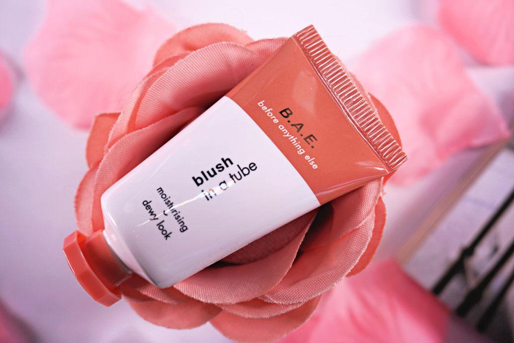 HEMA B.A.E. Blush In a Tube 03 Sweetie Pie Crème Blush Review