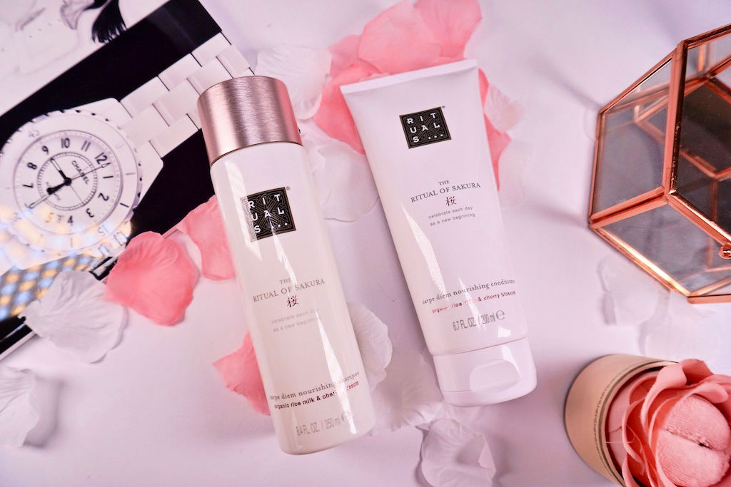 Rituals Ritual Of Sakura Shampoo & Conditioner