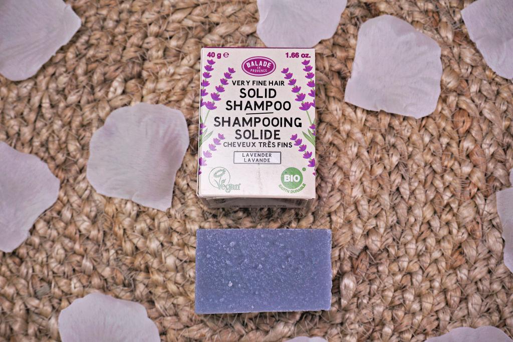 Balade En Provence Shampoo Bar Lavendel Review