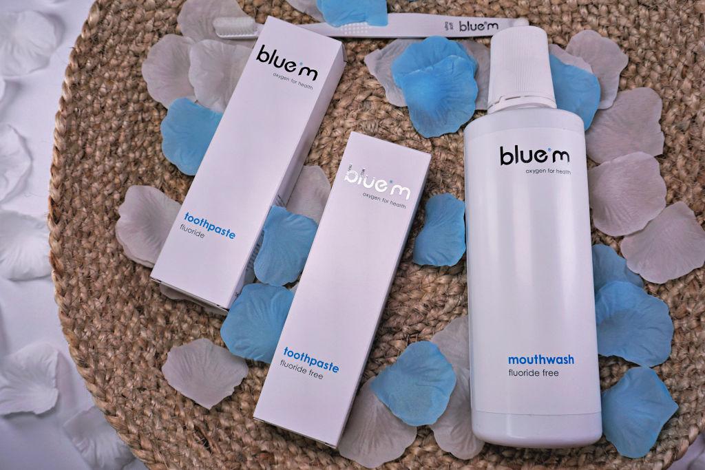 Bluem® Tandpasta mét en zonder fluoride & fluoridevrij mondwater Review