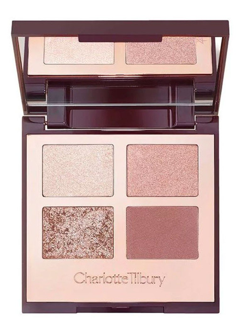 Charlotte Tilbury Bigger, Brighter Eyes Filter Eye Shadow Palette in de kleur Exagger-Eyes