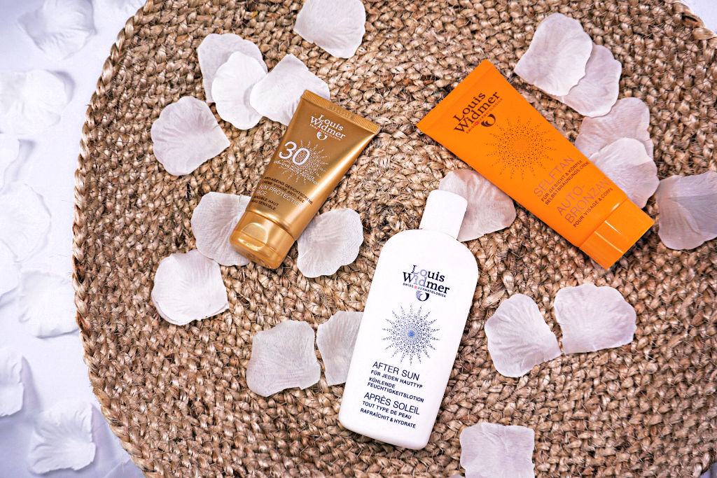 Louis Widmer Sun Protection Face & After Sun Review