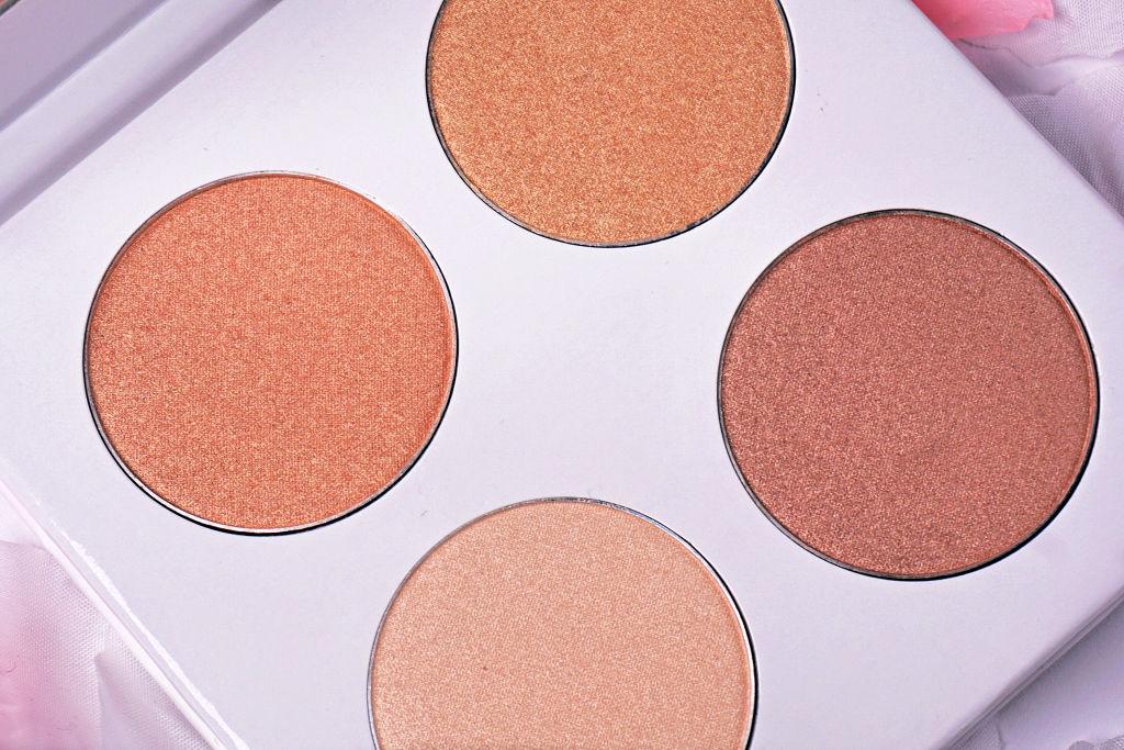 New Standard High Standards Highlighter Palette Review