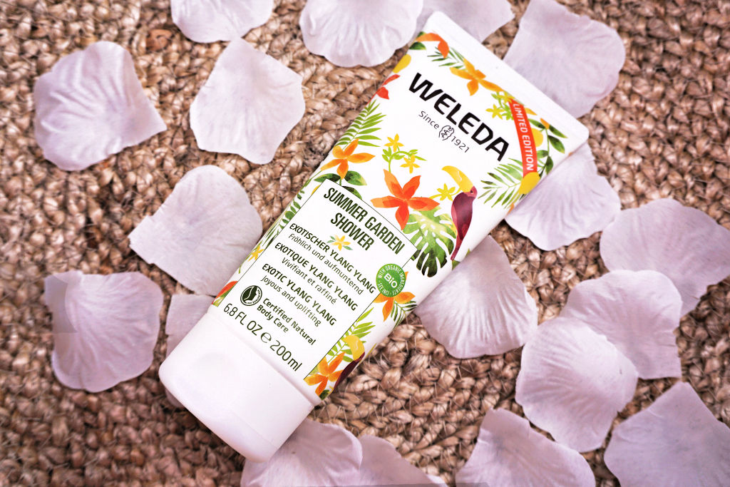 Weleda Summer Garden Shower Douchecrème (duo review)