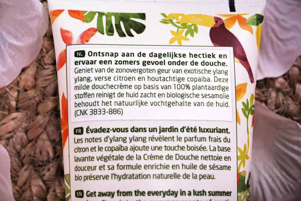 Weleda Summer Garden Shower Douchecrème Review