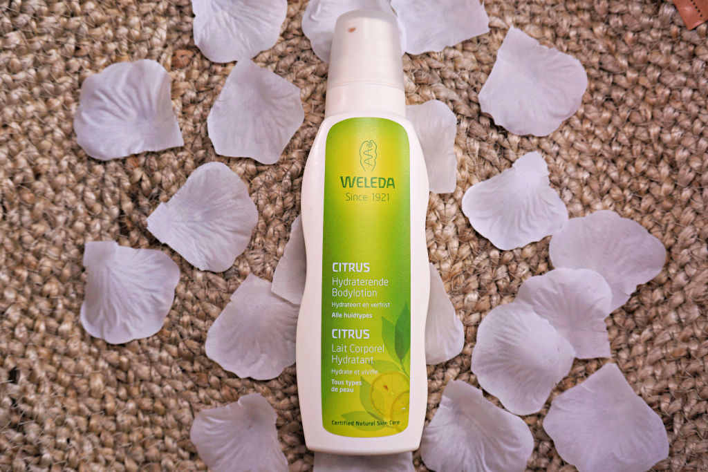 Weleda Citrus Hydraterende Bodylotion Review