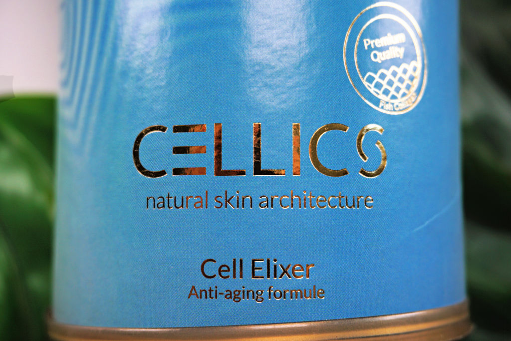 Cellics Cell Elixer & Cell Omega Premium Quality Voedingssupplementen