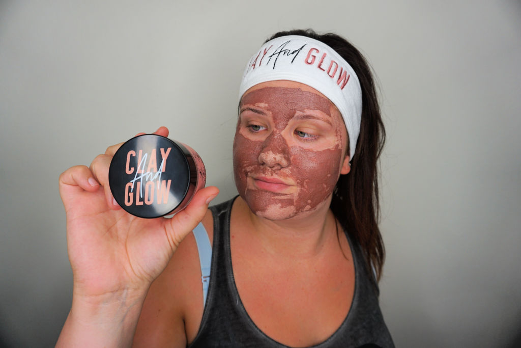 Clay And Glow Pink Clay Mask Review TIJDENS