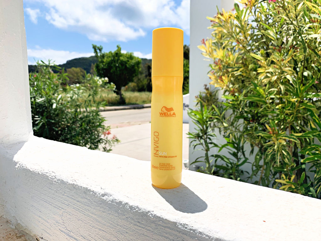 Wella Sun Protection Spray Review