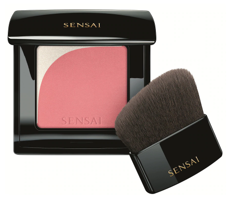 Sensai Blooming Blush in de kleur 02 (peach)