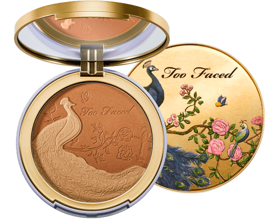 Too Faced Natural Lust-Satin Dual-ToneBronzing