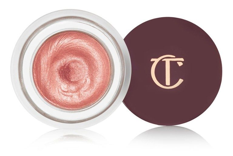 Charlotte Tilbury Eyes to Mesmerise Glowgasm collectie - crème oogschaduw