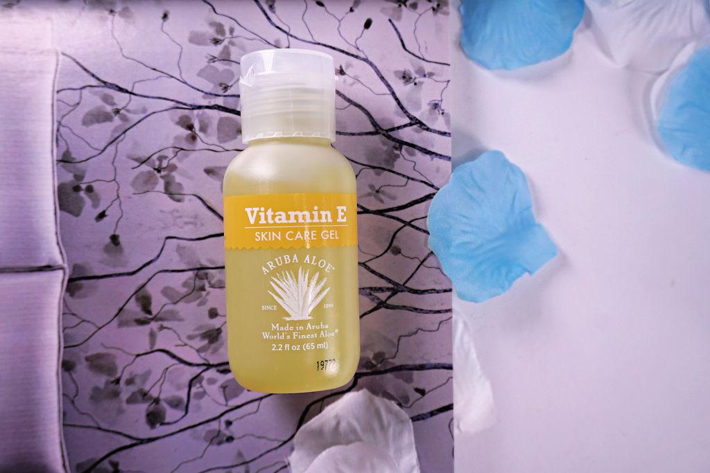 Aruba Aloe Vitamin E Skin Care Gel