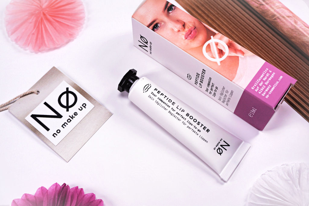 Nø No Make Up Boost Today Peptide Lip Booster review