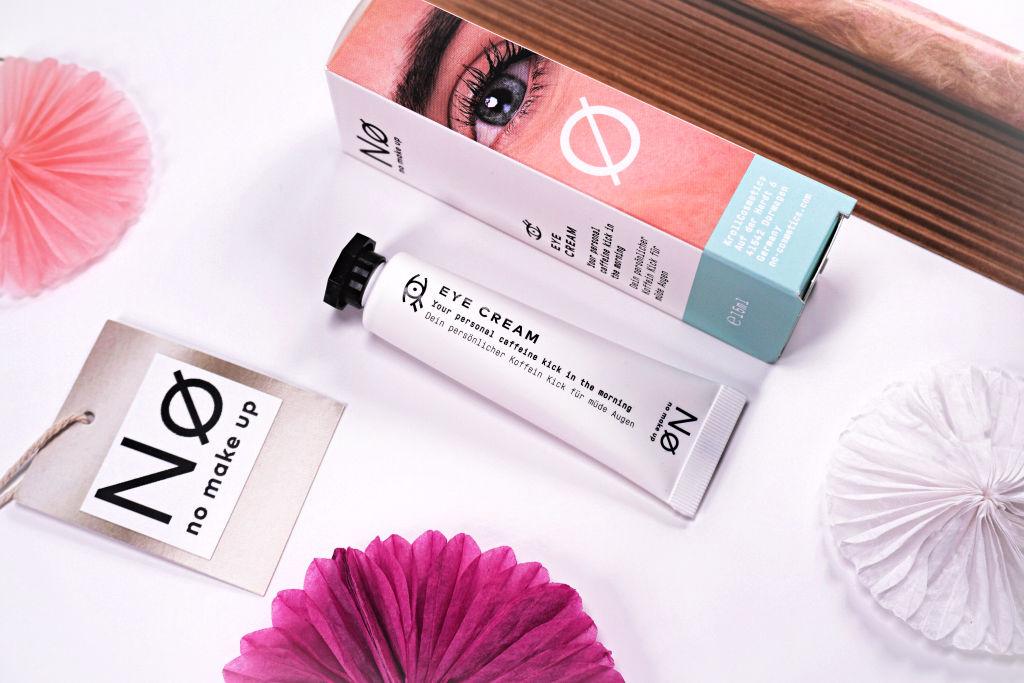Nø No Make Up Awake Today Eye Cream review