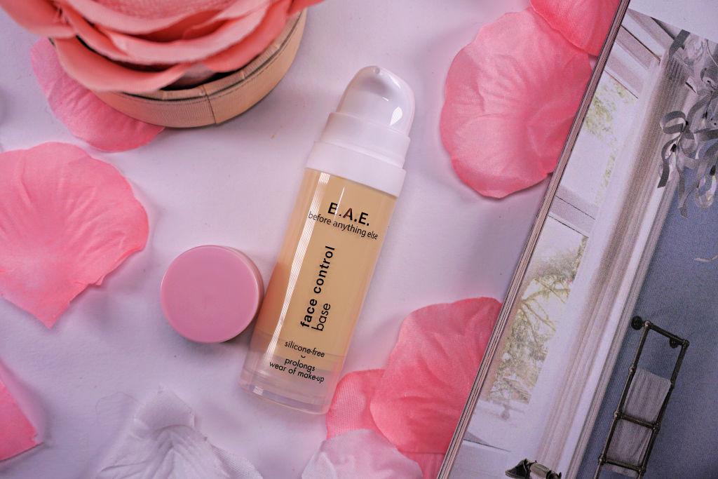 HEMA B.A.E. Make-Up Primer 02 Banana Secret Review