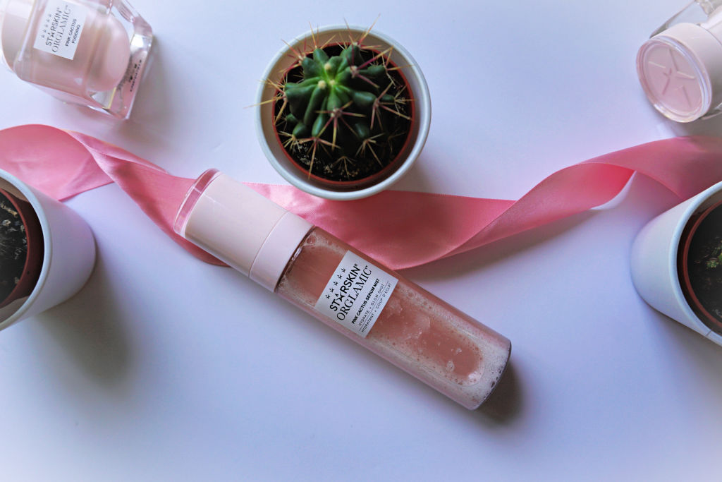 Starskin Orglamic Pink Cactus Serum Mist Serum Review