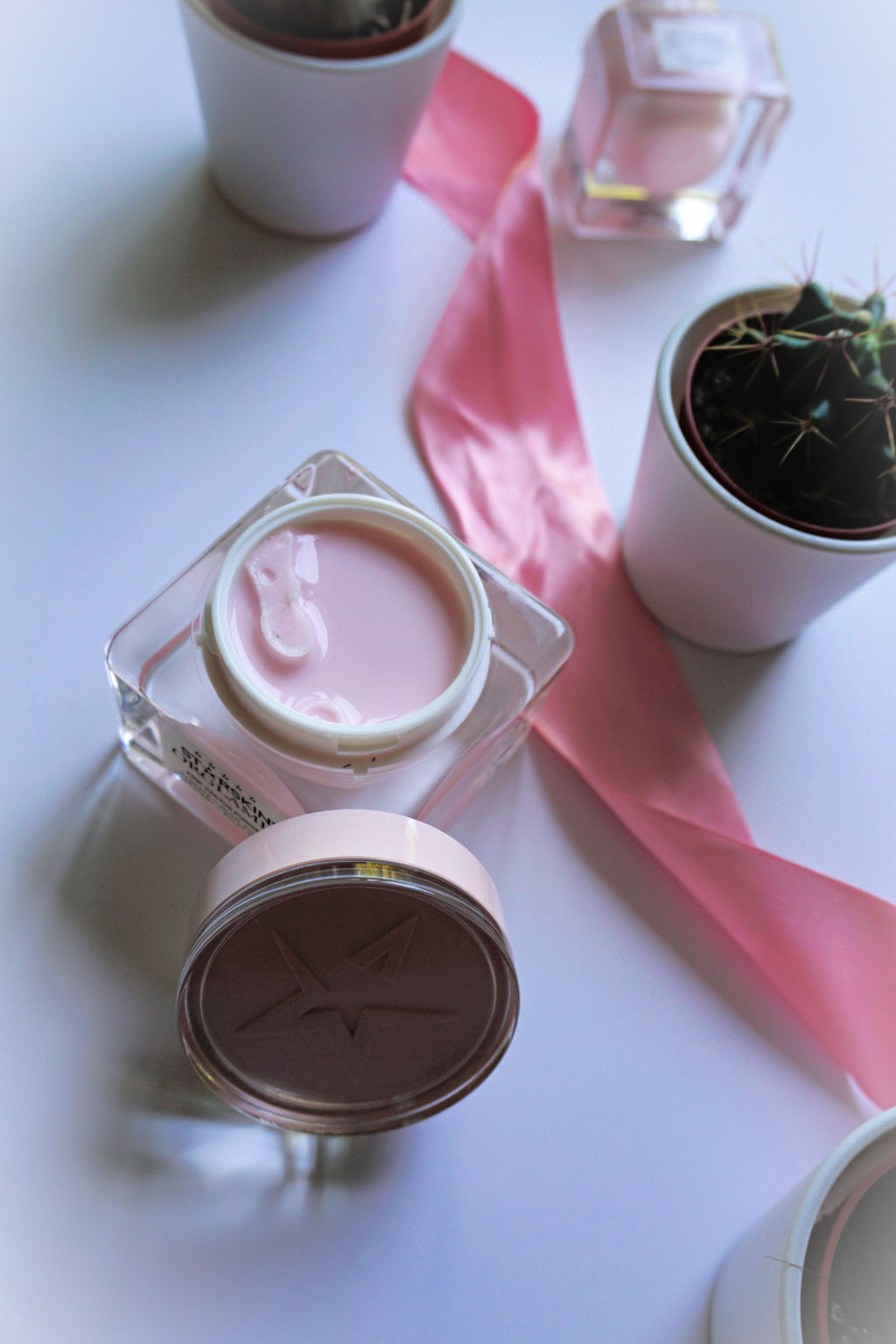 Starskin Orglamic Pink Cactus Pudding Crème Review