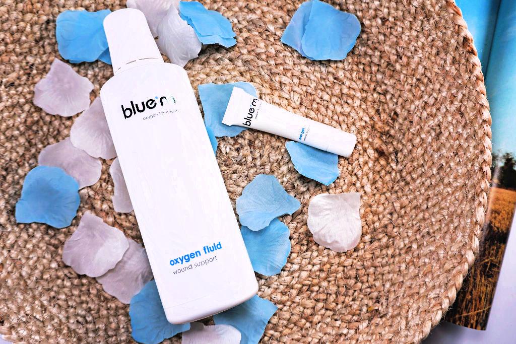 Bluem Oxygen Fluid Mondwater & Oral Gel