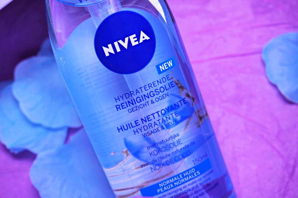 NIVEA Reinigingsolie voor het gezicht review