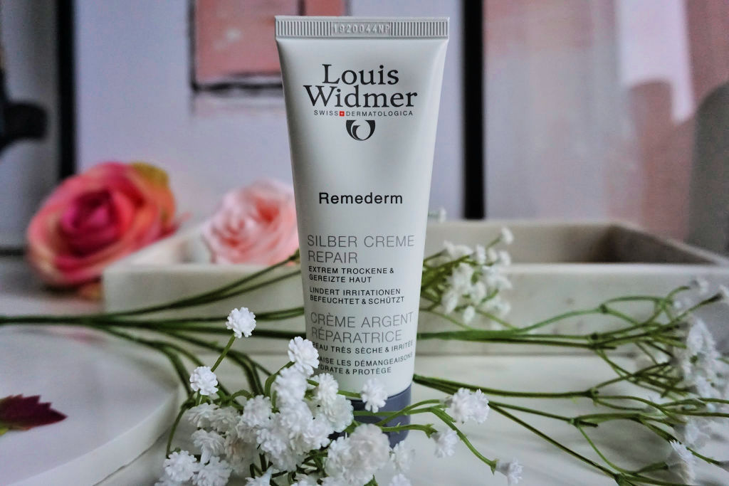 Louis Widmer Remederm Zilver Crème Repair Review