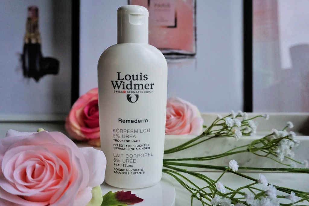 Louis Widmer Remederm Lichaamsmelk 5% Ureum Review