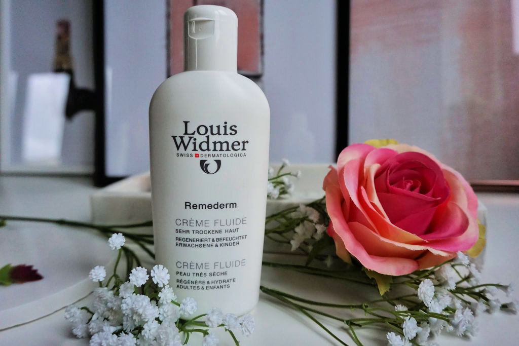 Louis Widmer Remederm Crème Fluide Review