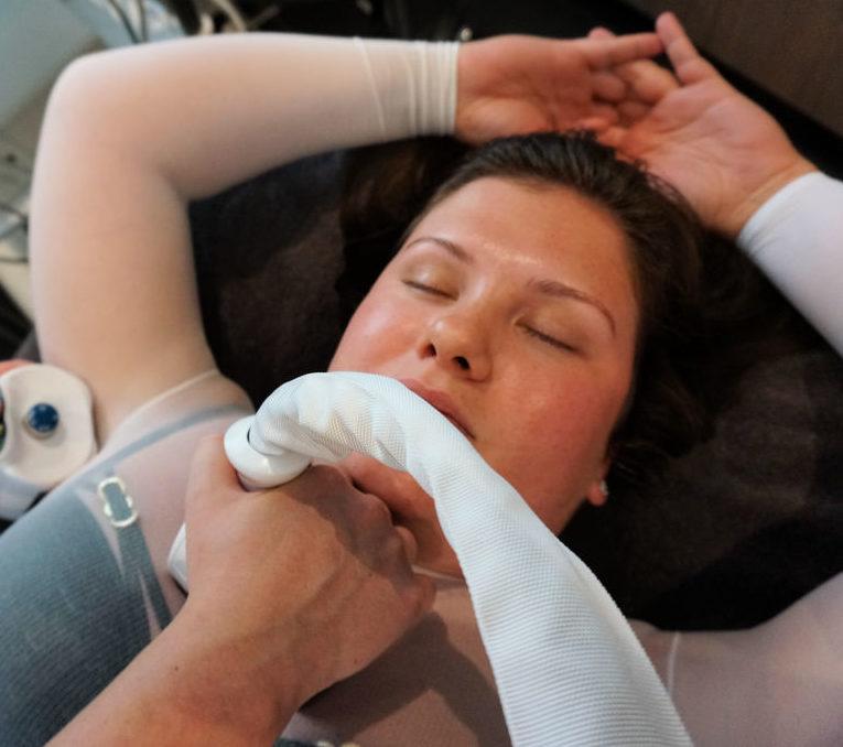 Icoone Beauty behandeling tegen vetophopingen review