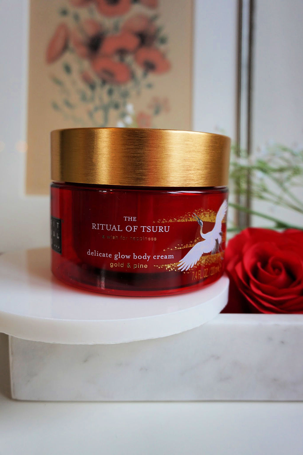 Rituals The Ritual of Tsuru Body Cream Review