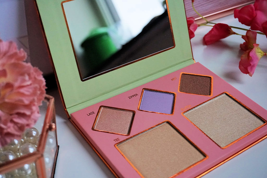 Pixi Pretties The Layers Highlighting Palette Review