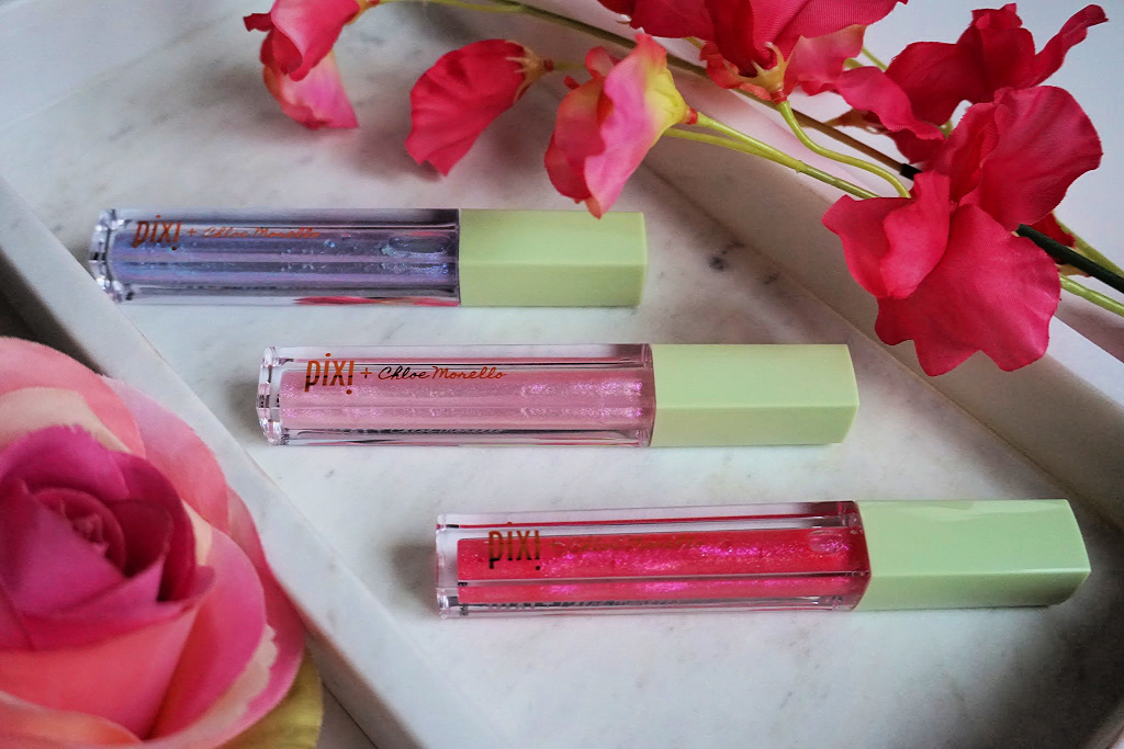Pixi Pretties Lip Icing Lipgloss (duo review)