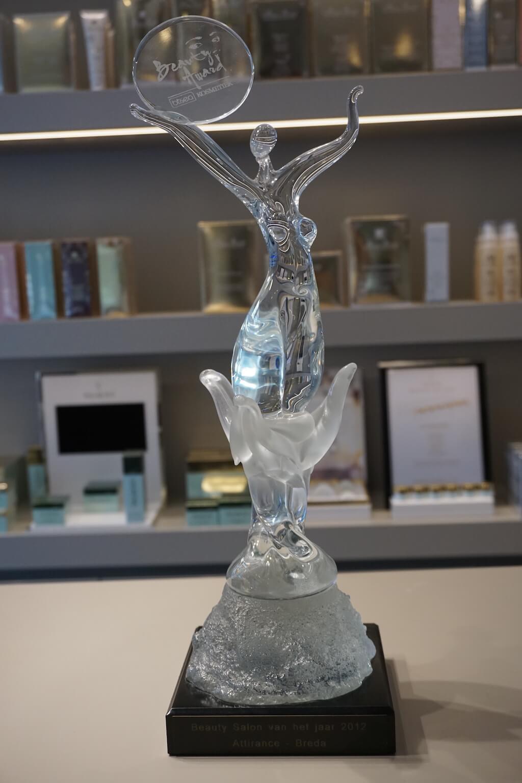Beauty Award Attirance