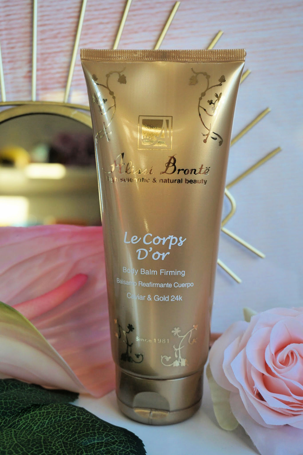 Alissi Brontë Le Corps D'Or Bodylotion Review
