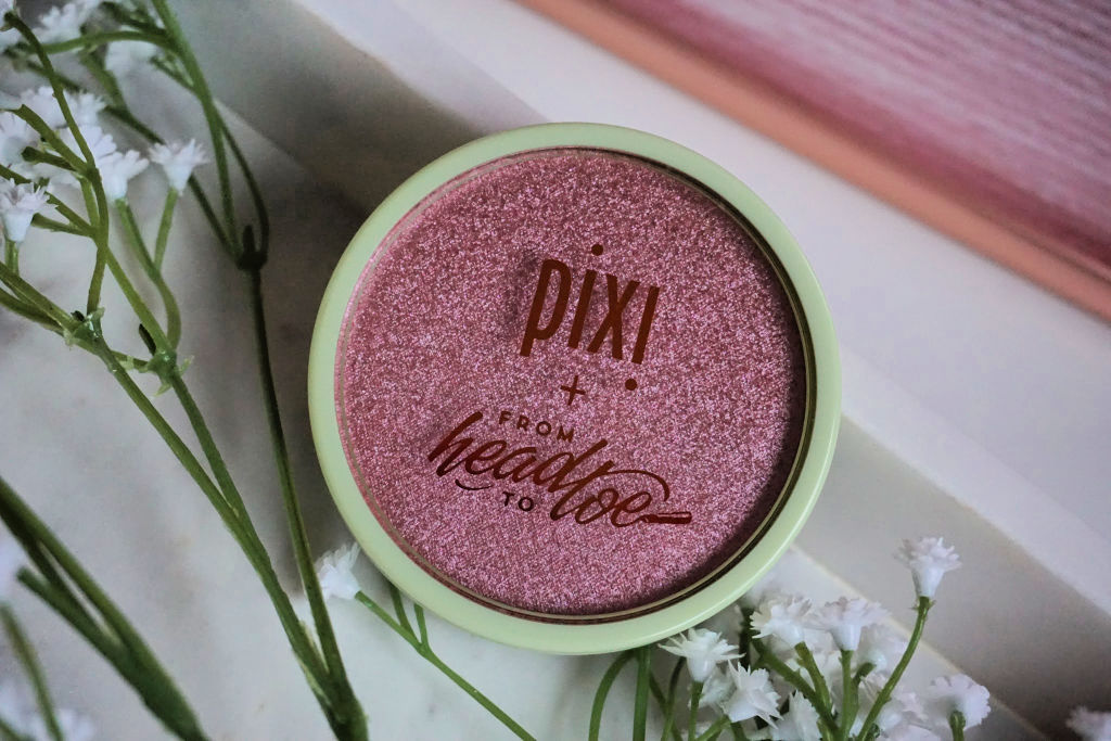 Pixi Pretties Glow-y Powder Highlighter Review