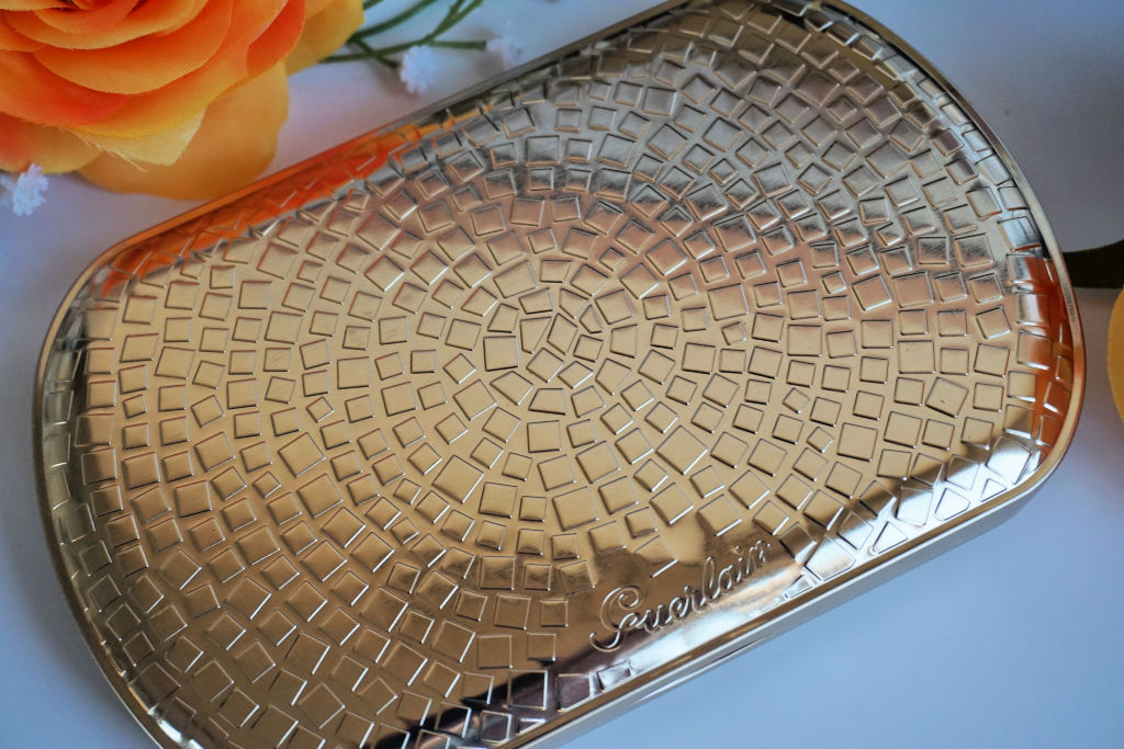 Guerlain Goldenland Limited Edition Oogschaduwpalette Review