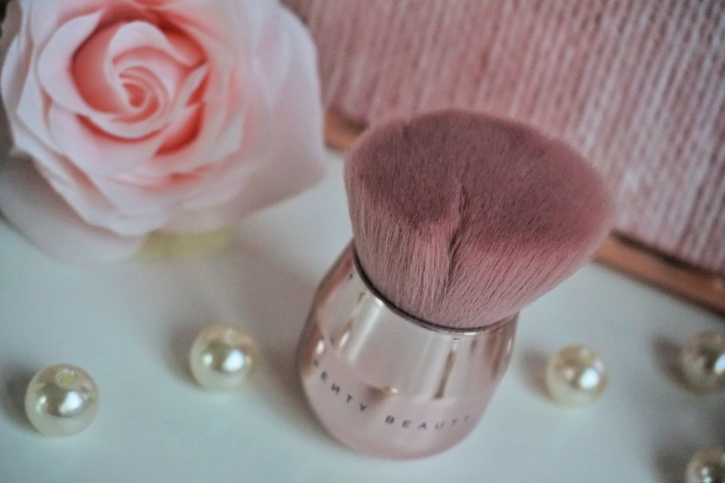 Fenty Beauty Face & Body Kabuki Brush Review