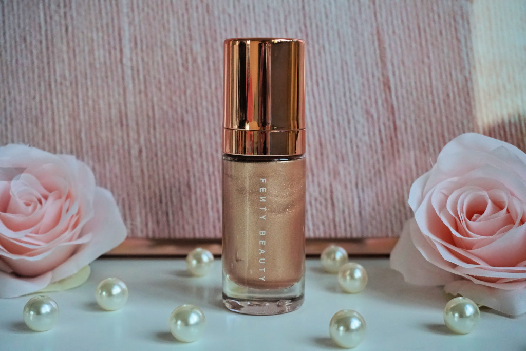 Fenty Beauty Mini Body Lava 'Who Needs Clothes?' Review