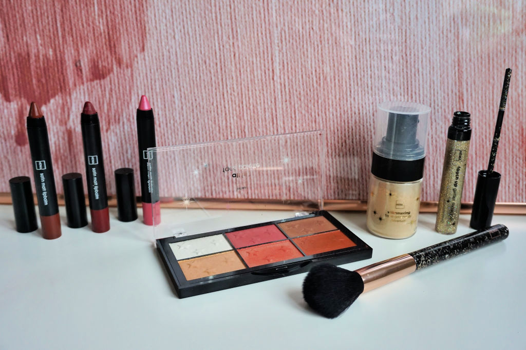 HEMA B.A.E. Kerst en Feestdagen Make-Up Collectie (duo review)