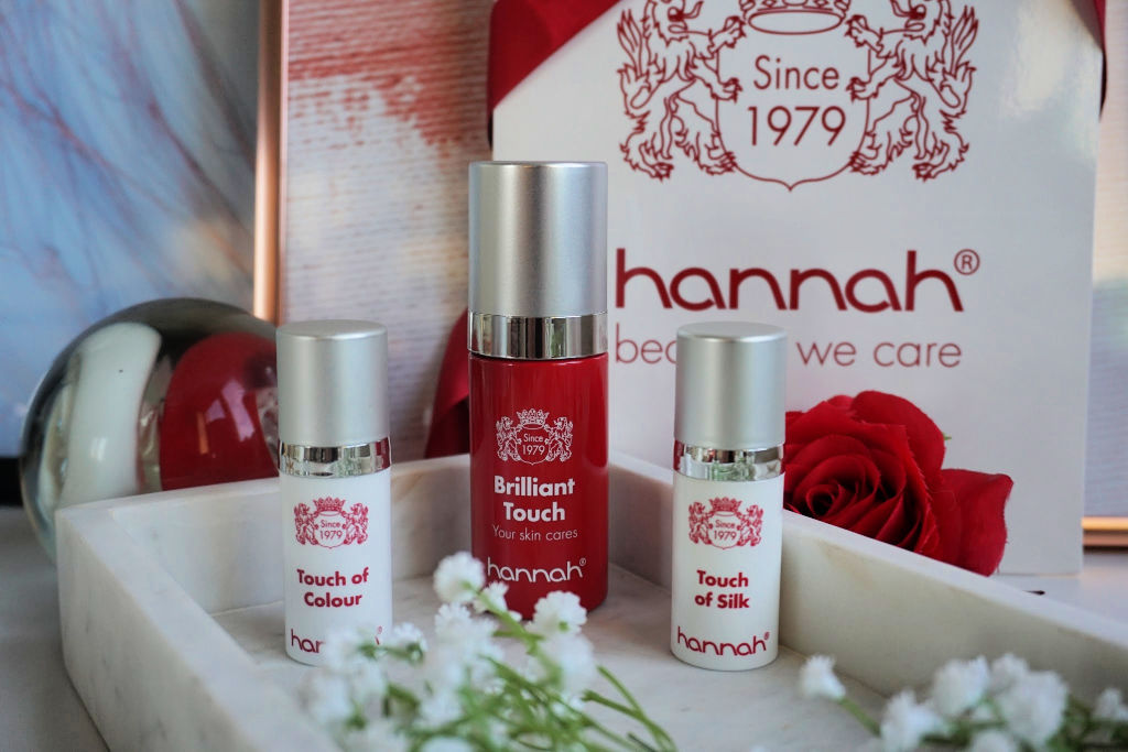 Hannah Brilliant Touch, Touch of Silk & Touch of Color Review