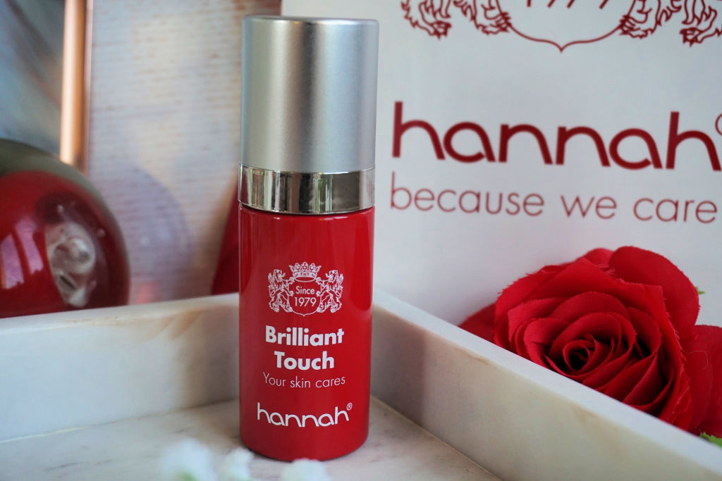 Hannah Brilliant Touch Review