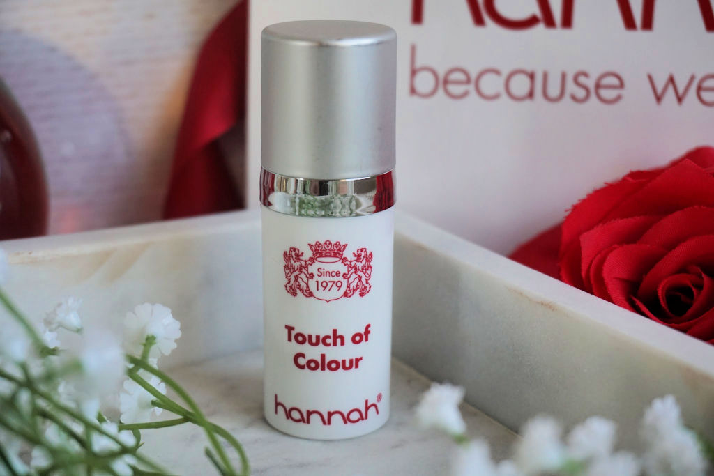 Hannah Touch of Color Review