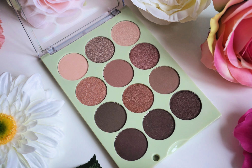 Pixi Eye Reflection Shadow Palette in de kleur Natural Beauty Review