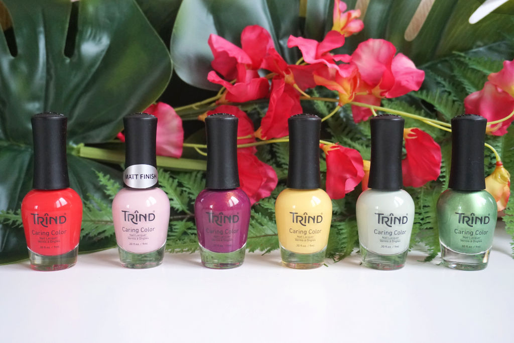 TRIND Back To Nature Lente & Zomer 2020 Nagellak Collectie