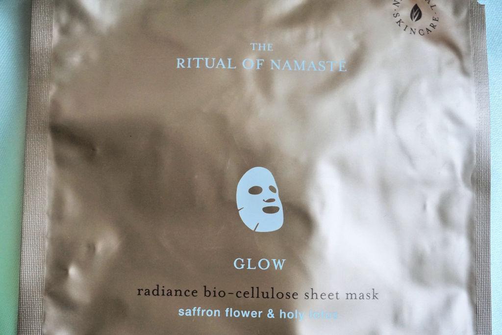 Rituals Glow Radiance Sheet Mask Gezichtsmasker Review