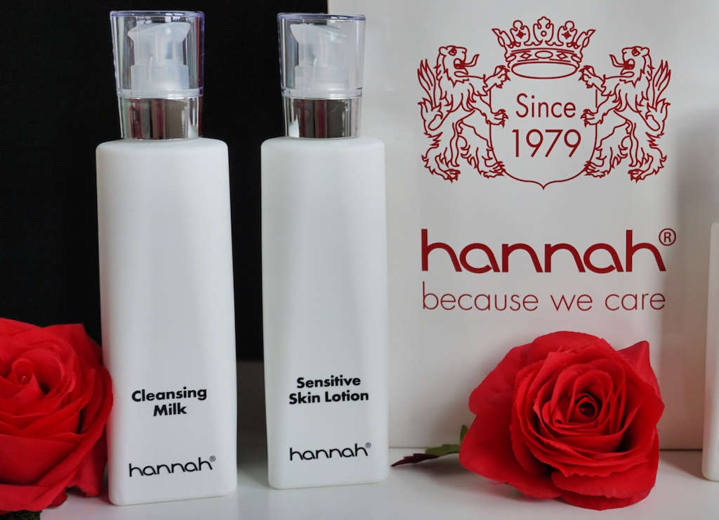 Hannah Cleansing Milk & Sensitive Skin Lotion review