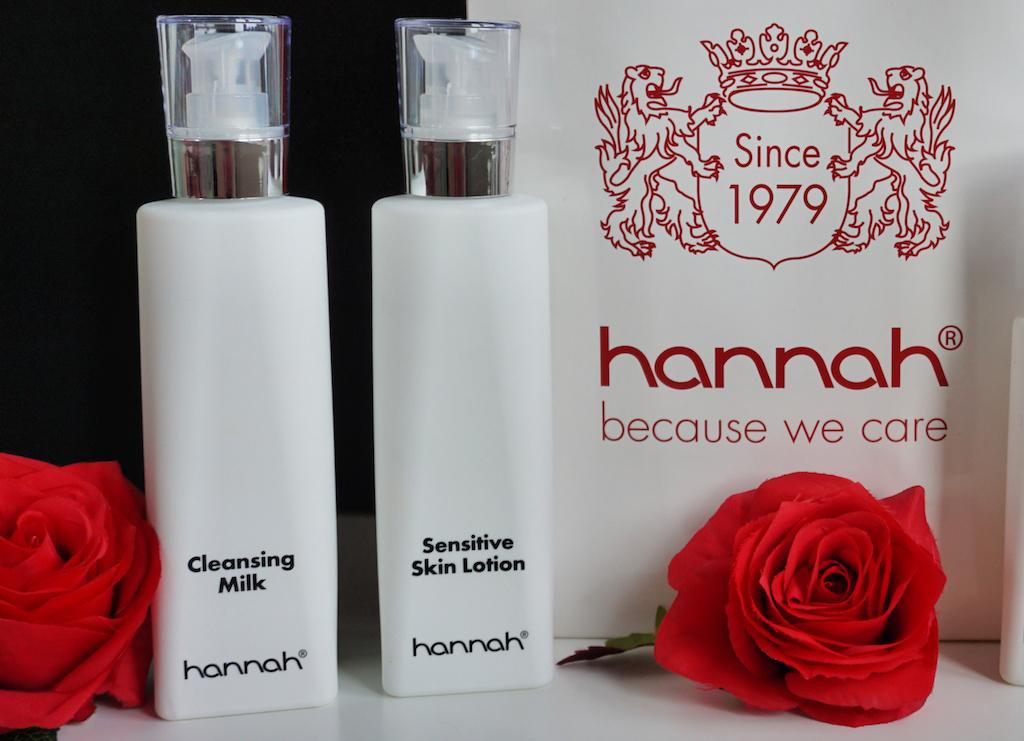 Hannah Cleansing Milk & Sensitive Skin Lotion (Reinigers)