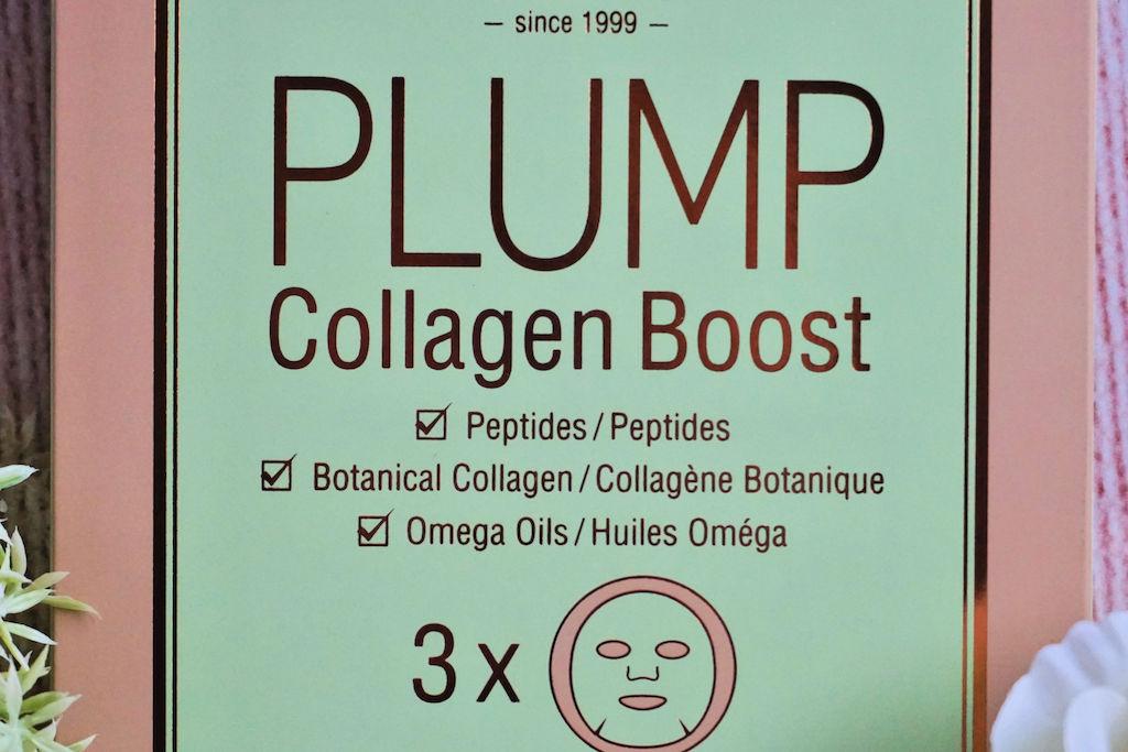 Pixi PLUMP Collagen Boost Sheetmasker Review