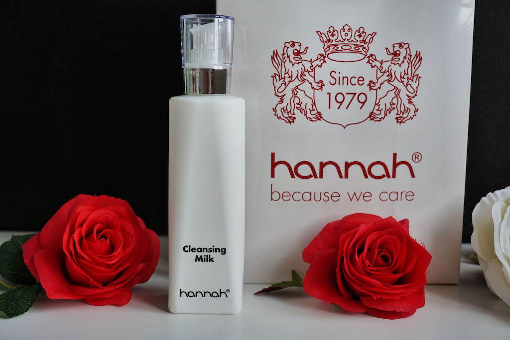Hannah Cleansing Milk review