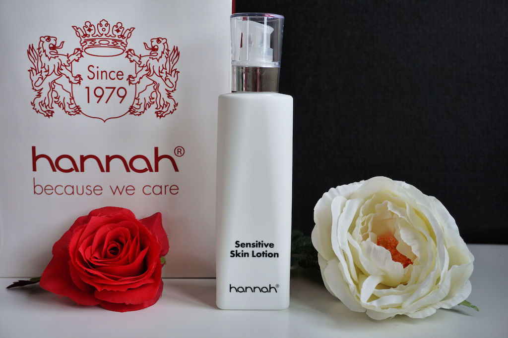 Hannah Sensitive Skin Lotion review